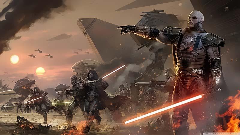 Zurück zum Sith-Imperium